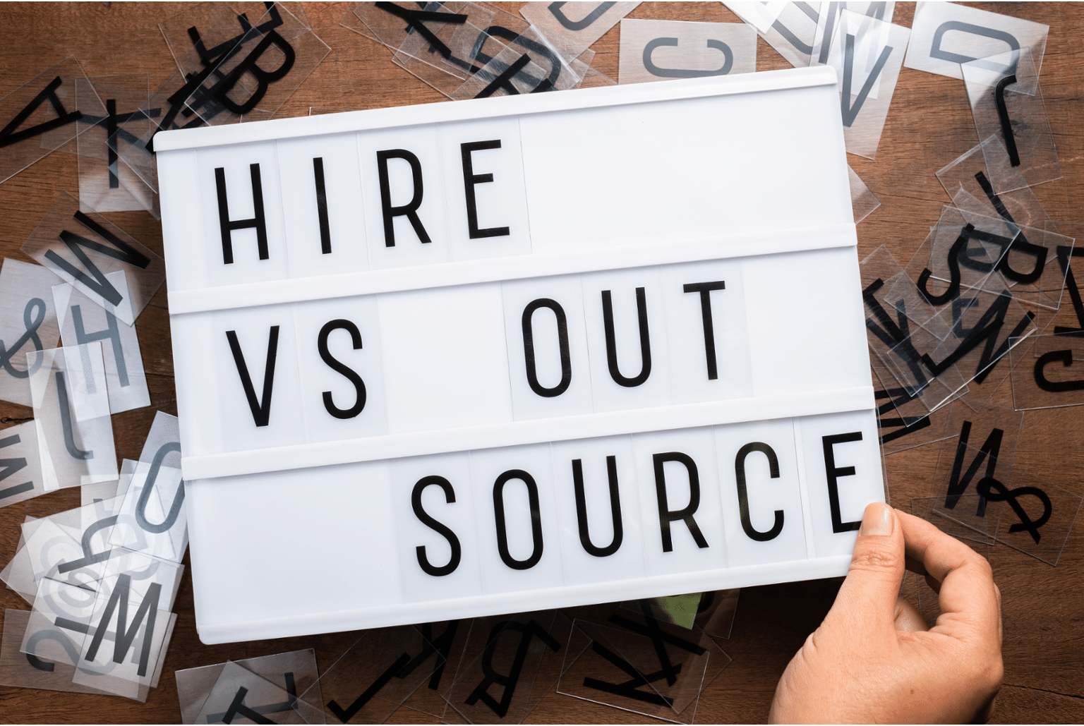 In-House Marketing vs. Agency Marketing: Which Should I Hire?