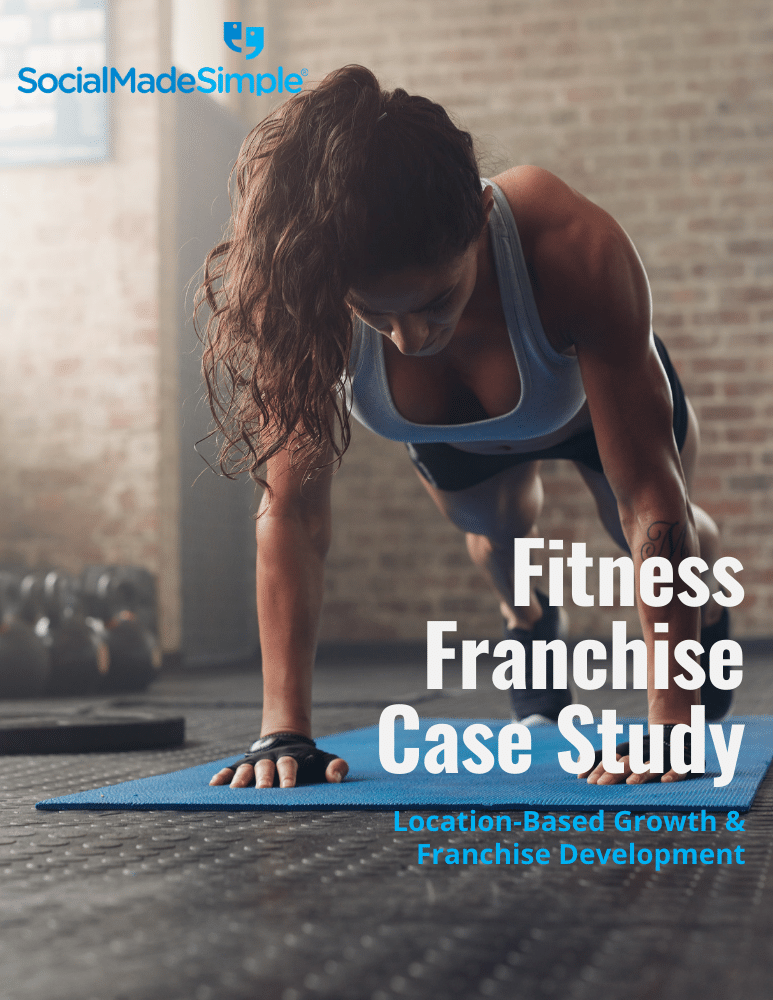 fitness woman, fitness franchise case study