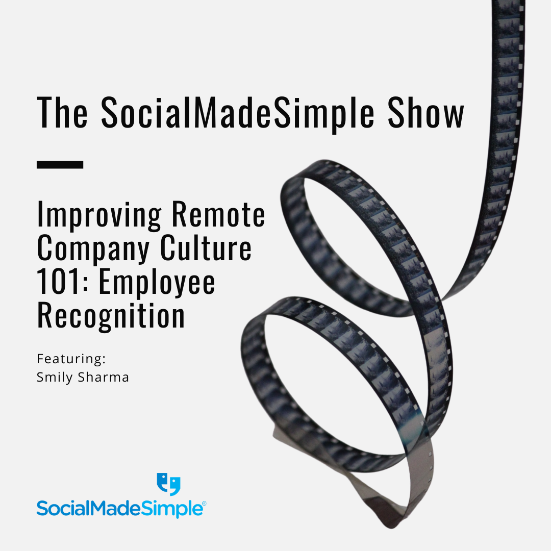 Improving Remote Company Culture 101: Employee Recognition