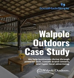 Outdoor Design Company Generates Over $45,000 in Net Revenue Using Social Media