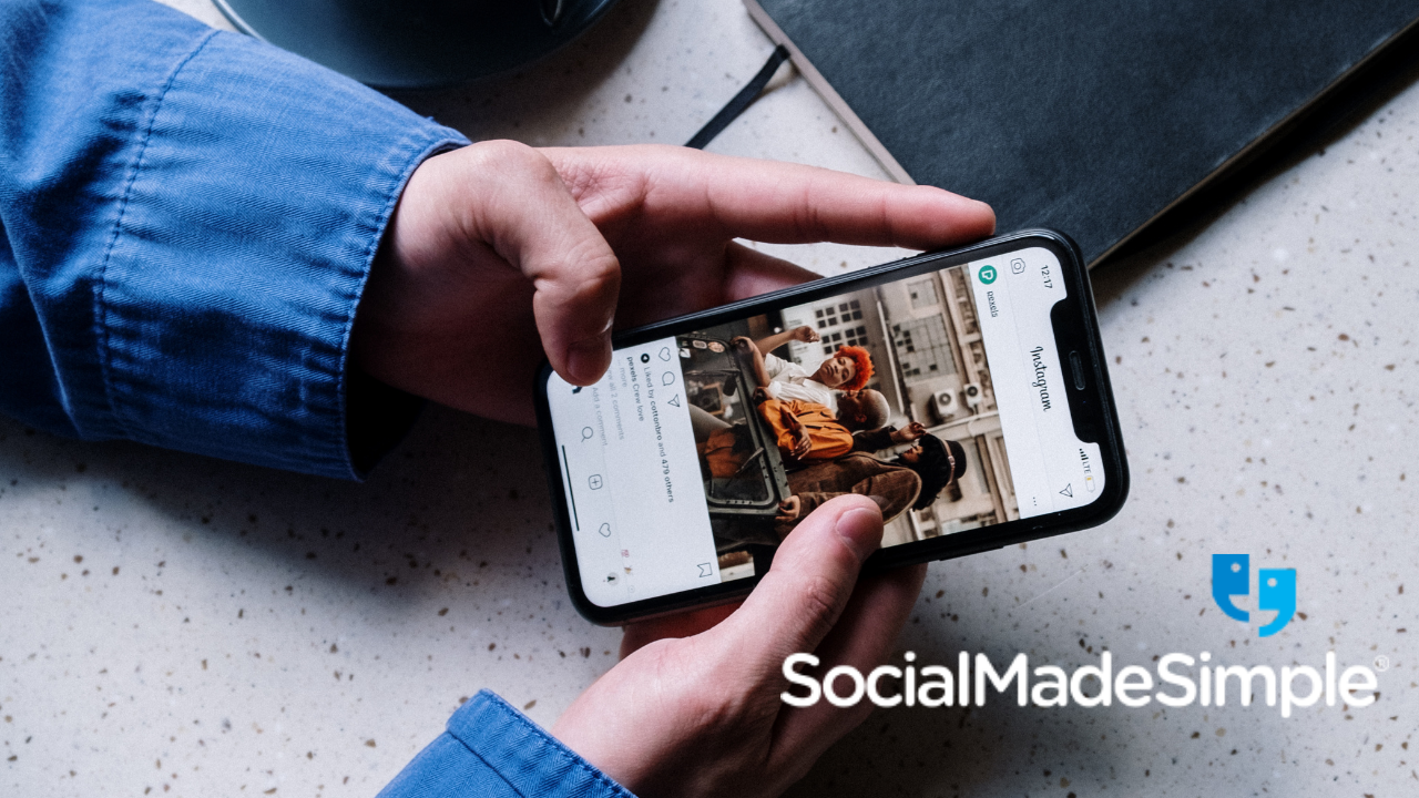 Organic Instagram Posting Now Added to the SocialMadeSimple Suite of Marketing Services!