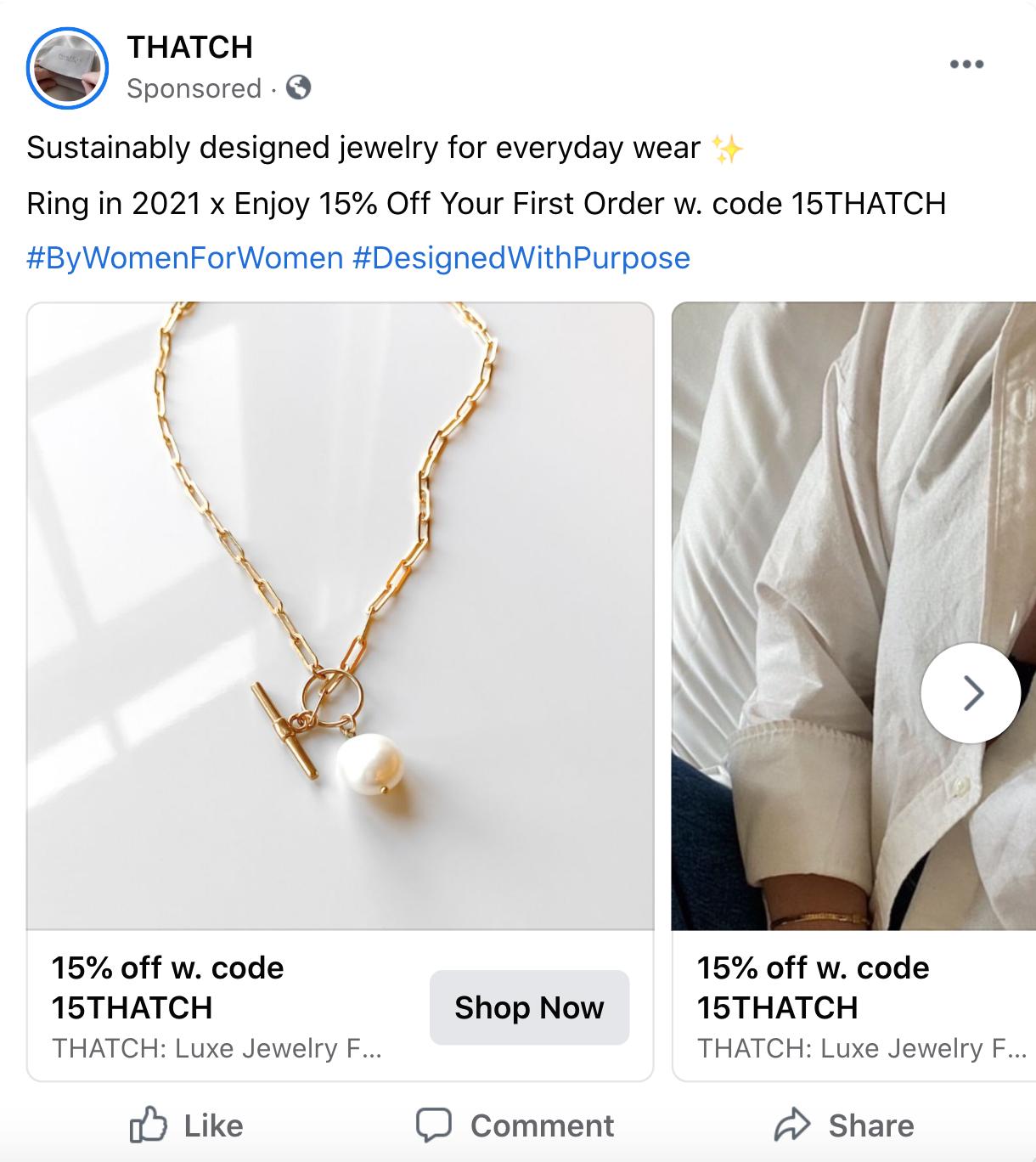 luxury jewelry e-commerce case study