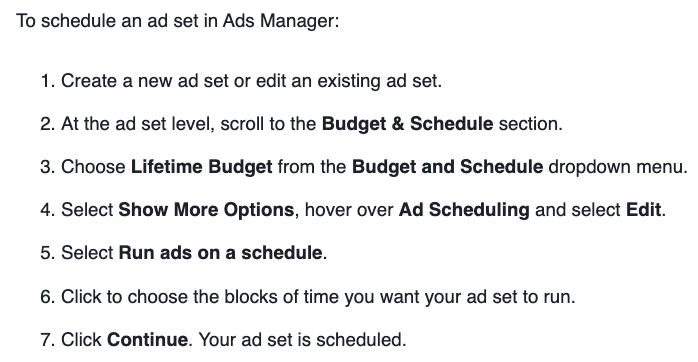 facebook ads 101, how to get started with facebook ads