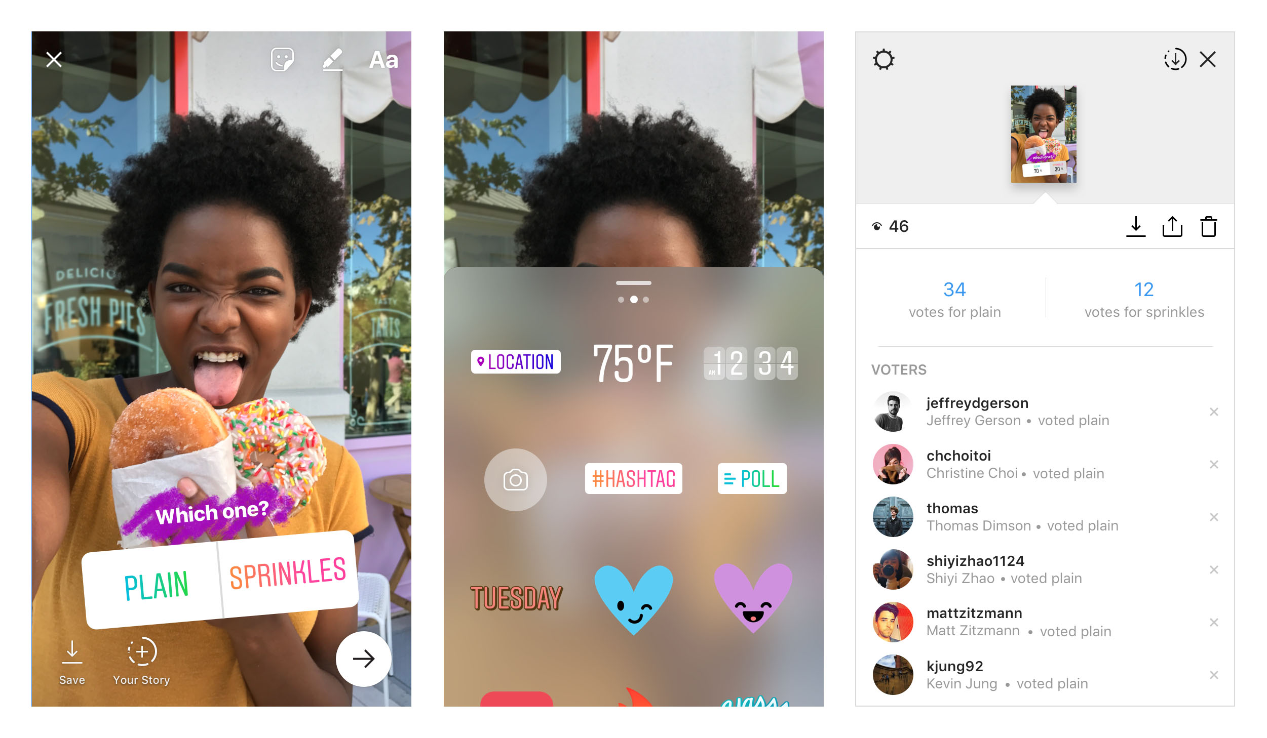 Gaining a Creative Edge in Instagram Stories