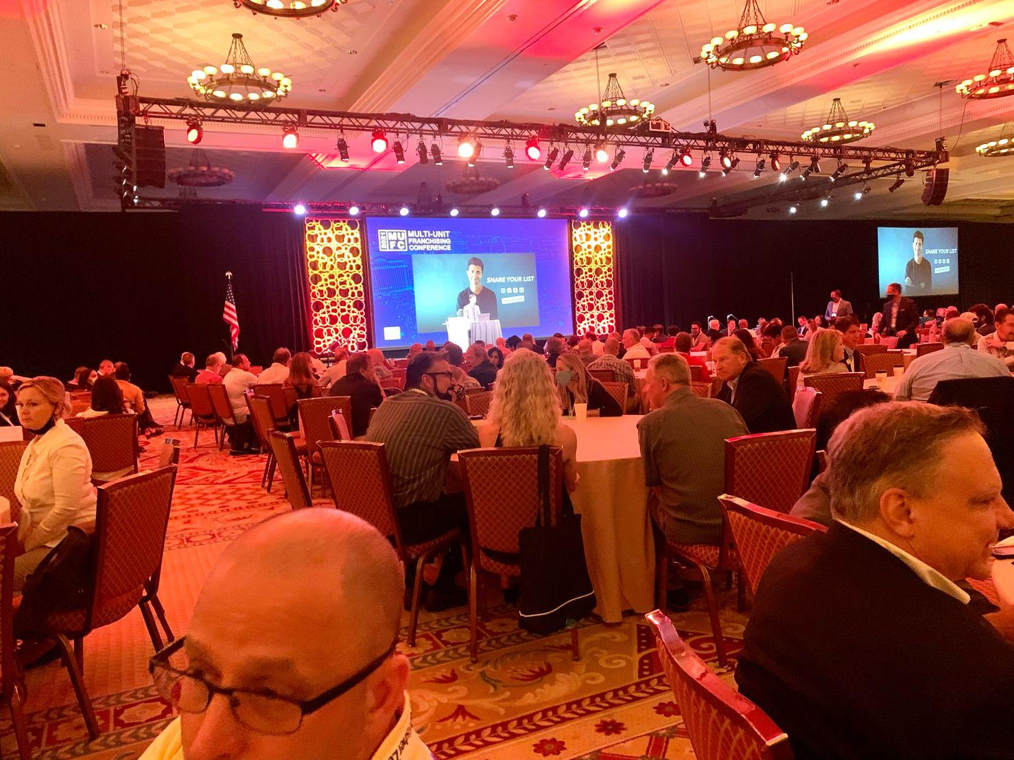 2021 Multi-Unit Franchising Conference