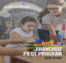 Franchise Marketing Pilot Program Increases Web Traffic for Children's Learning Center Franchise by +300%
