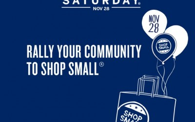 Small Business Saturday – 5 Tips to Get More People In Your Store