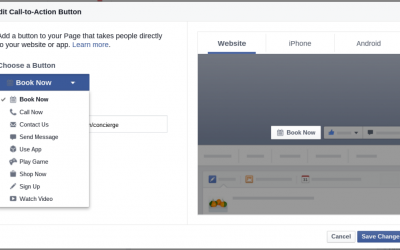 How to Use a Call-to-Action button on Your Facebook Page